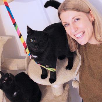Stefanie Kagerer, Tierphysiotherapeutin